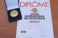 medalie si diploma